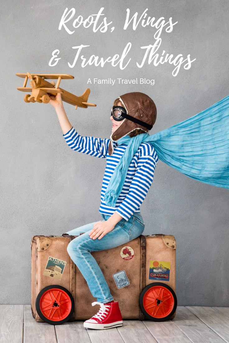 Roots Wings And Travel Things: Honoring Our Sons' Innate Curiosity And Helping Them Grow