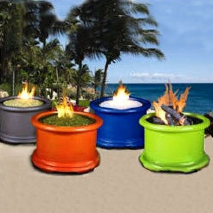 California Outdoor Concepts Island Series Gas Fire Pit 725 I Ad Pg1 Gas Firepit Natural Gas Fire Pit California Outdoor