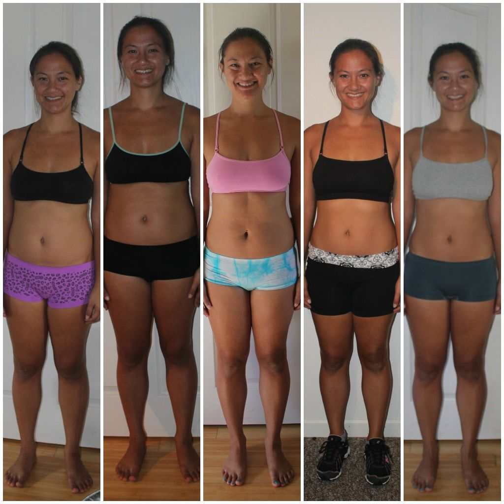 insanity workout before and after - Google Search | Insanity | Diet
