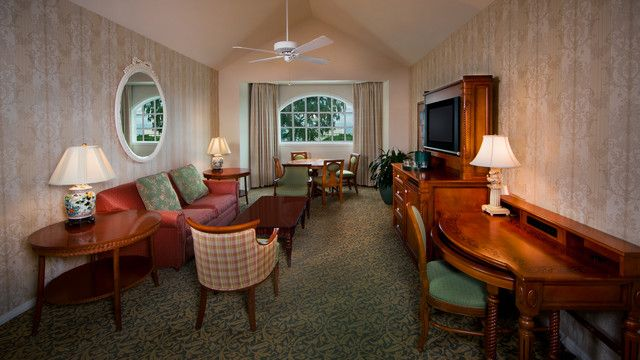 Choice 5 disney 39 s grand floridian resort spa - 2 bedroom suites walt disney world resort ...