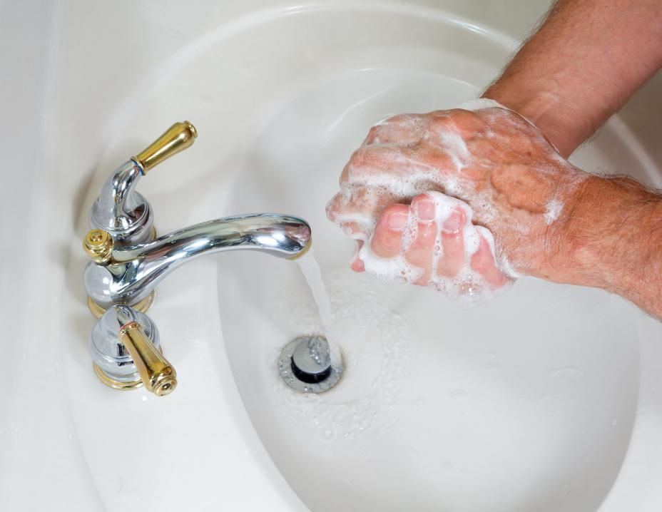 Is Hand Sanitizer As Effective As Washing Your Hands With Soap And