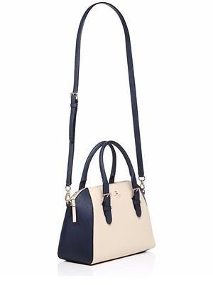 Kate Spade New York Cove Street Colorblock Pippa Leather Satchel