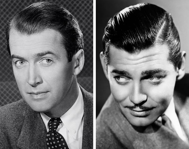 These 4 Men S Hairstyles Will Be Strong In 2020 1930s Hair 1930s Mens Hairstyles 1930s Men