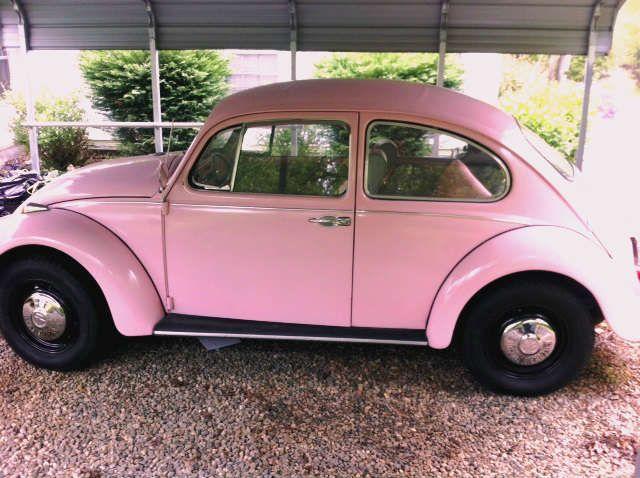1967 vw bug so cute how sweet is this vw beetles rh pinterest com