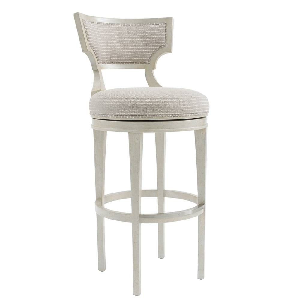 Fairfield Luna Fiddle Anigre Bar Stool Bar Stools
