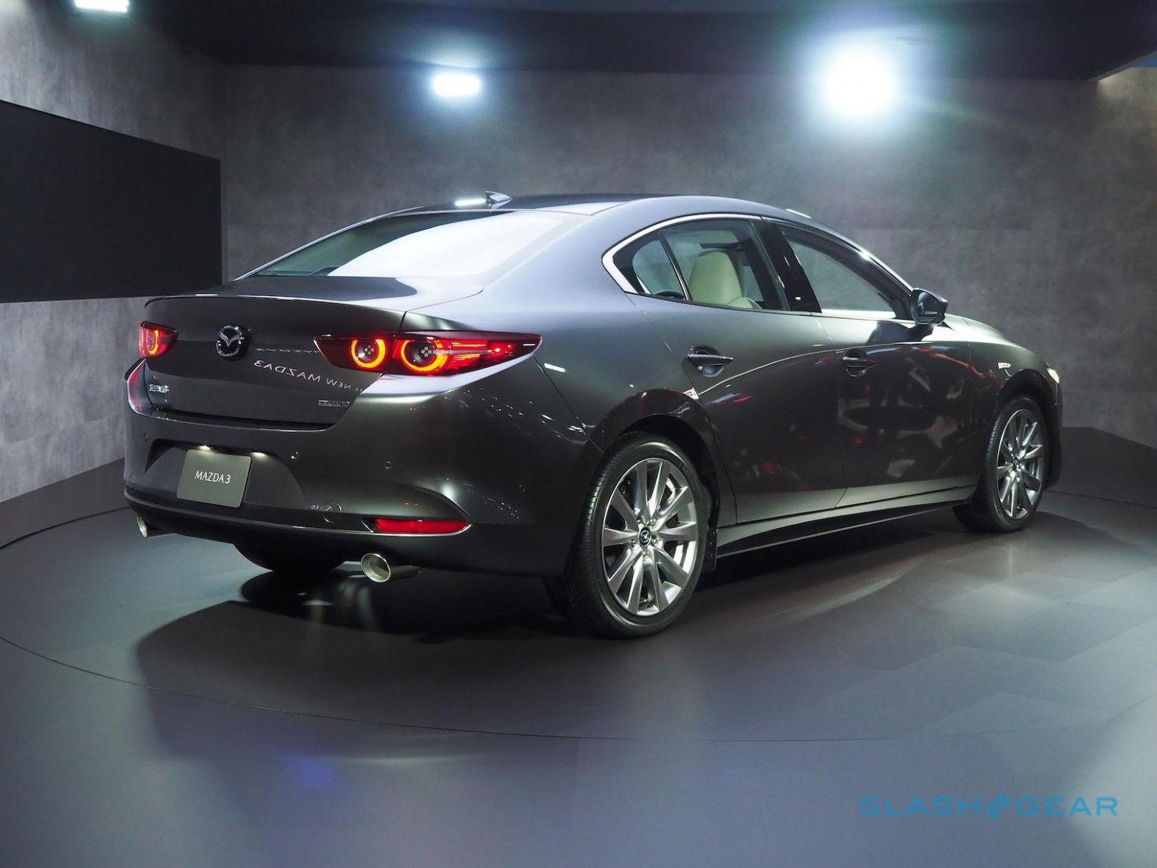 Mazda 3 2020 Sedan Price