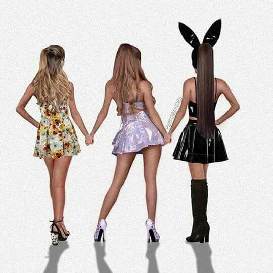 Ariana grande bich bunny