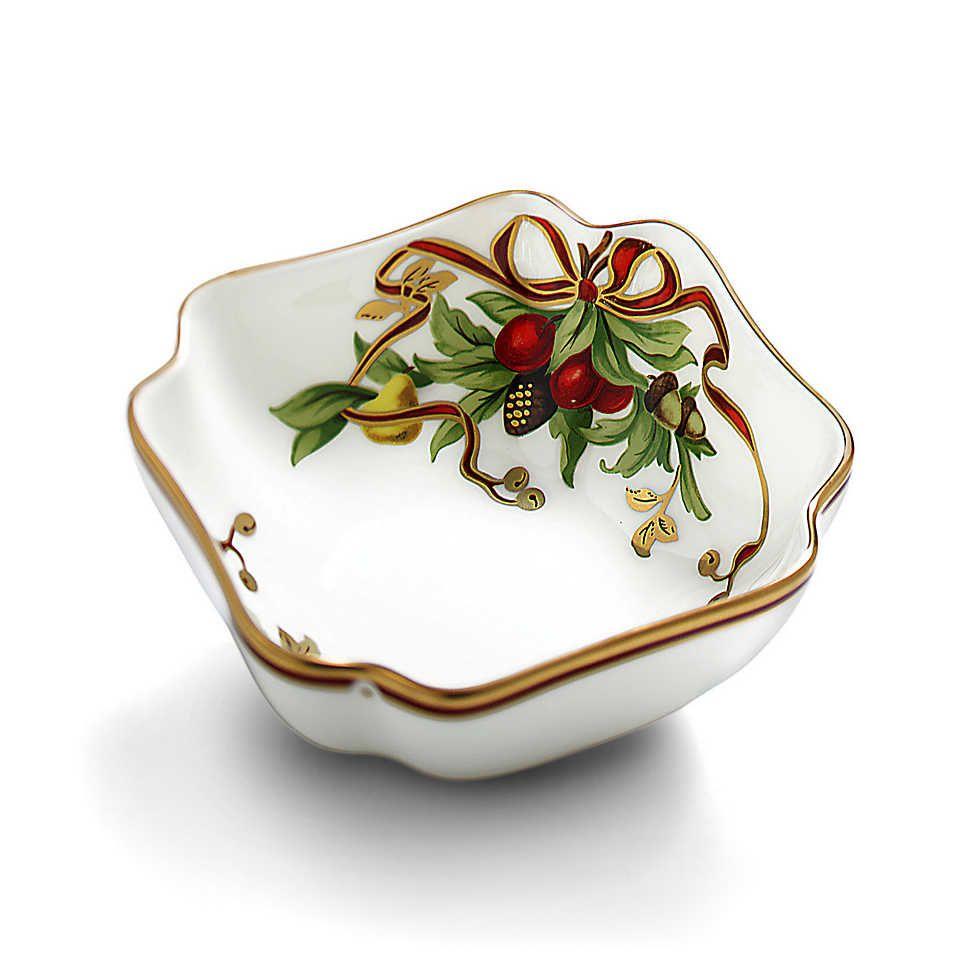 Tiffany holiday plates-8565