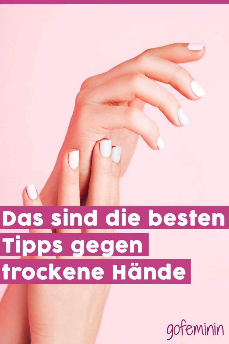 Trockene Hande Durch Haufiges Waschen Diese Tipps Helfen