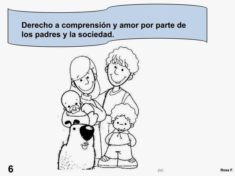 Maestra De Primaria Los Derechos Del Nino Carteles Para Colorear 20 De Derechos De Los Ninos Ninos Actividades Escolares
