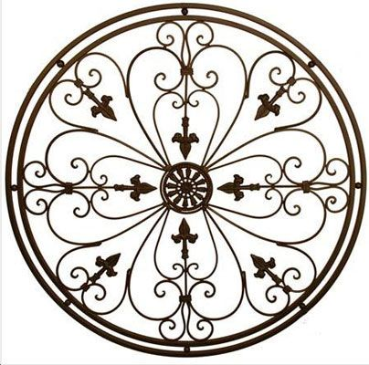 1000 images about wrought iron medallions wall decor on pinterest wrought iron wall decor wrought iron and wrought iron wall art