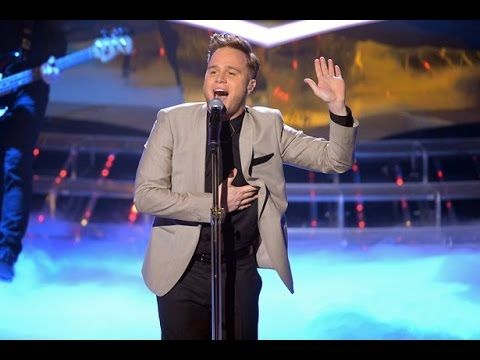 Olly Murs thinks X Factor gaffe was 'massively blown out of proportion'
