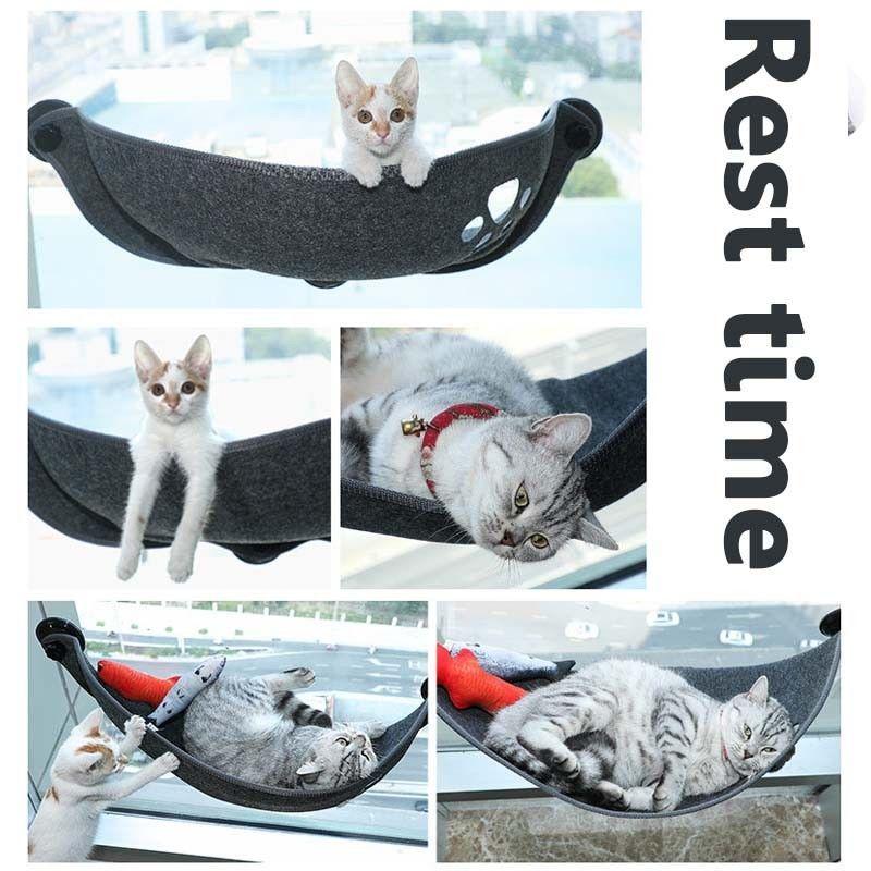 Peachy Cat Ferret Lying Soft Window Bed Car Seat Pet Hammock Pad Evergreenethics Interior Chair Design Evergreenethicsorg