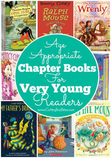 Age Appropriate Chapter Books For Very Young Readers Books, Chapter Books,  Classroom Books