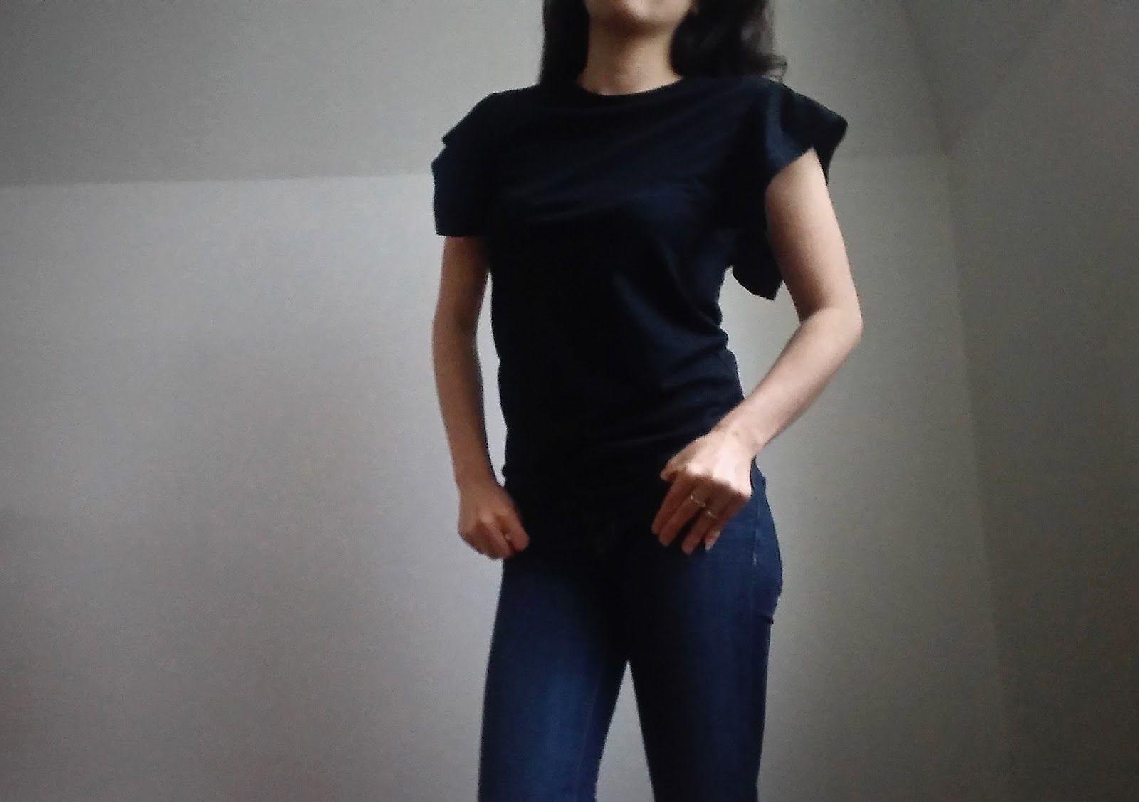 DIY: Make an Isabel Marant Felipe top