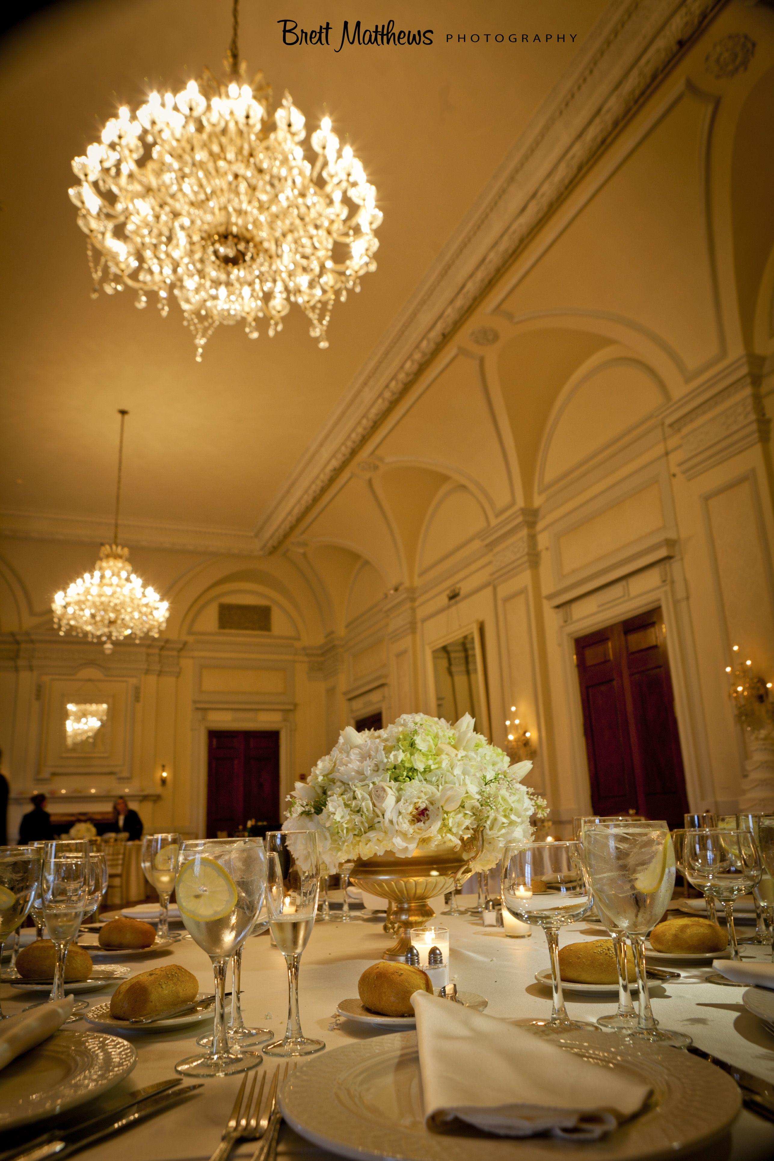 Reception - Grand Ballroom - Brett Matthews Photography ...