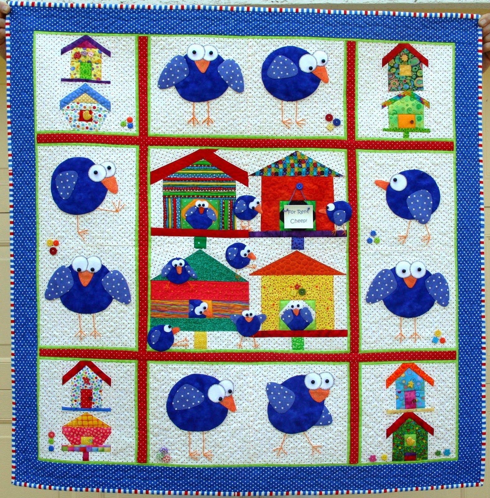 Amy Bradley Designs Amy Bradley Baby Quilt Patterns