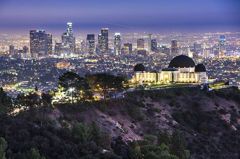 Los Angeles Ca Ways To Travel Santa Barbara Hotels Los Angeles City
