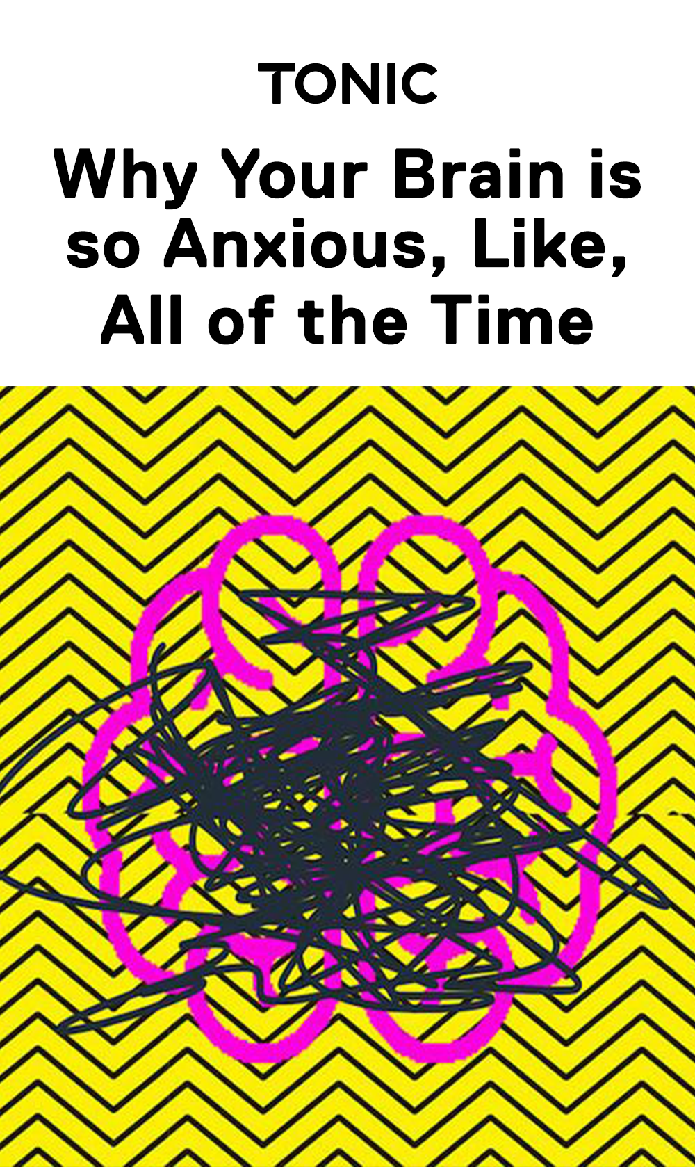 It feels like more and more people are feeling anxious these days. From losing an hour to endless Amazon pages of trendy iPhone cases to waking up every hour to filter the thousands of work emails in your inbox, it seems like our brains are never really quiet. A neuroscientist spoke with VICE to finally answer why and how we got so anxious.