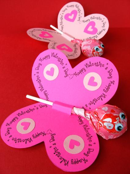 15 DIY Valentine Cards for Kids  DIY Valentine Holidays and Cards