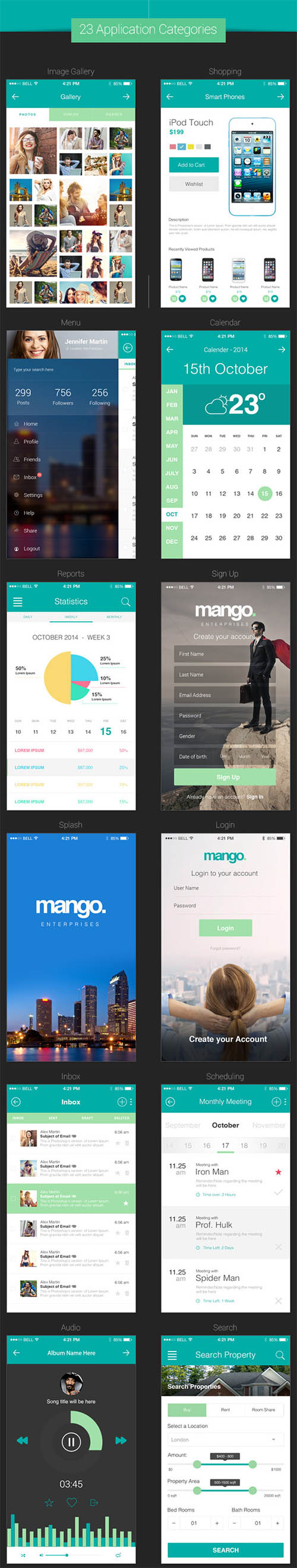Pin on Mobile Apps UI UX