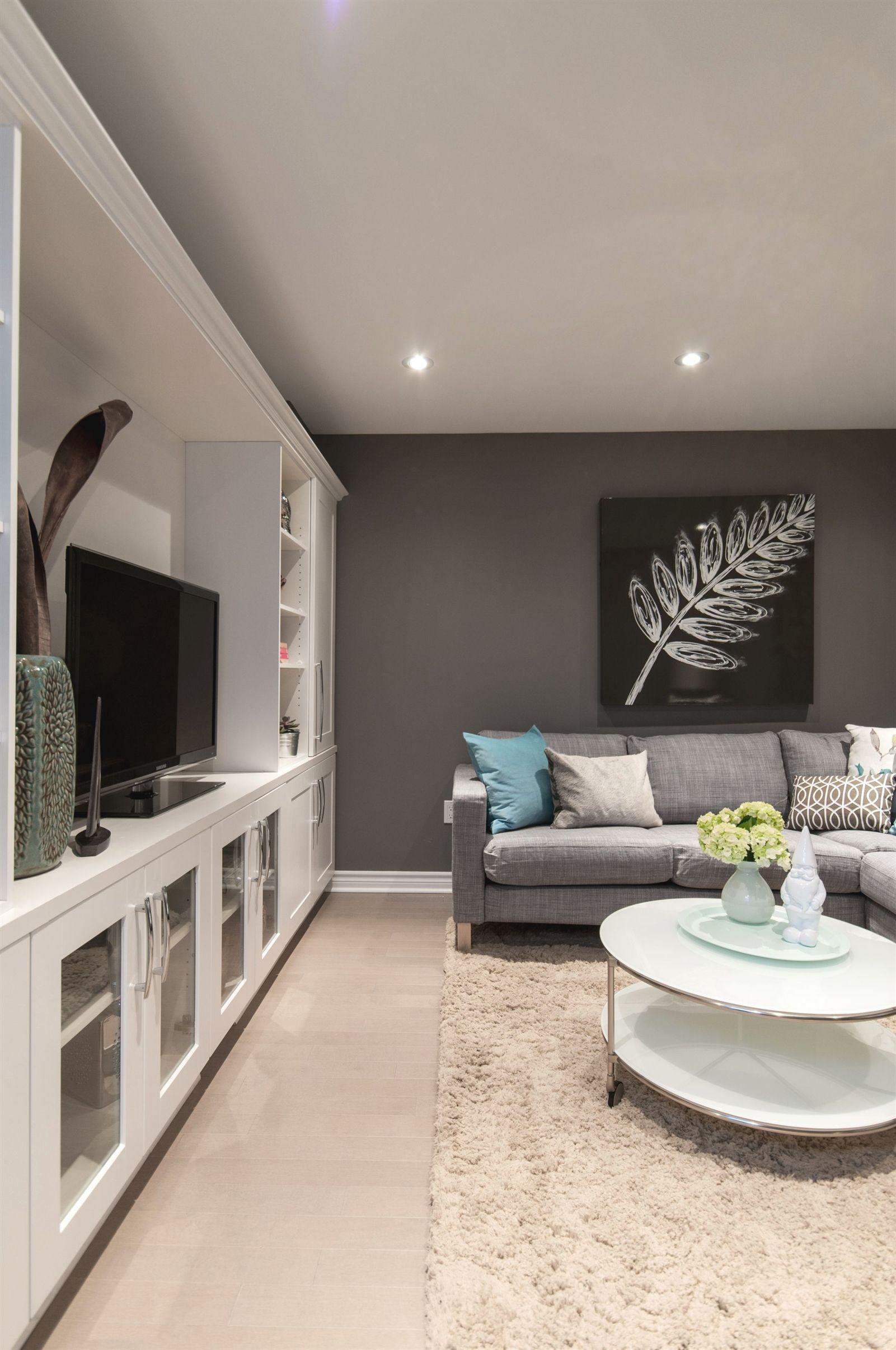 Basements Rec room basement, Room redesign, Basement colors