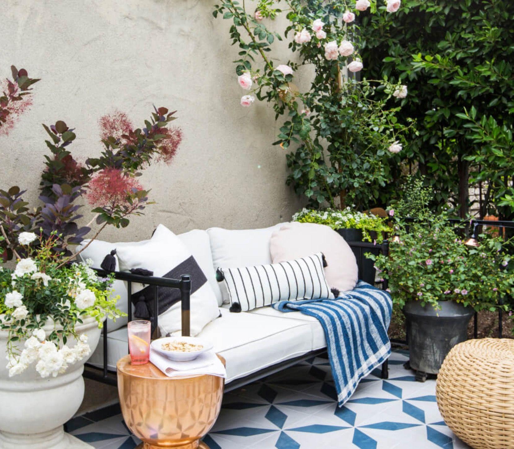 myleitmotiv Terrazas y patios con encanto