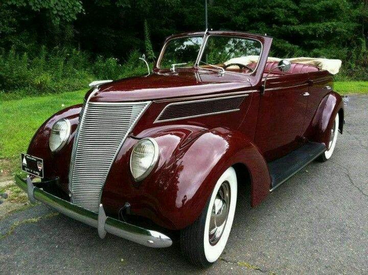 1937 ford model 78 deluxe convertible sedan assurance auto jeune conducteur pinterest. Black Bedroom Furniture Sets. Home Design Ideas