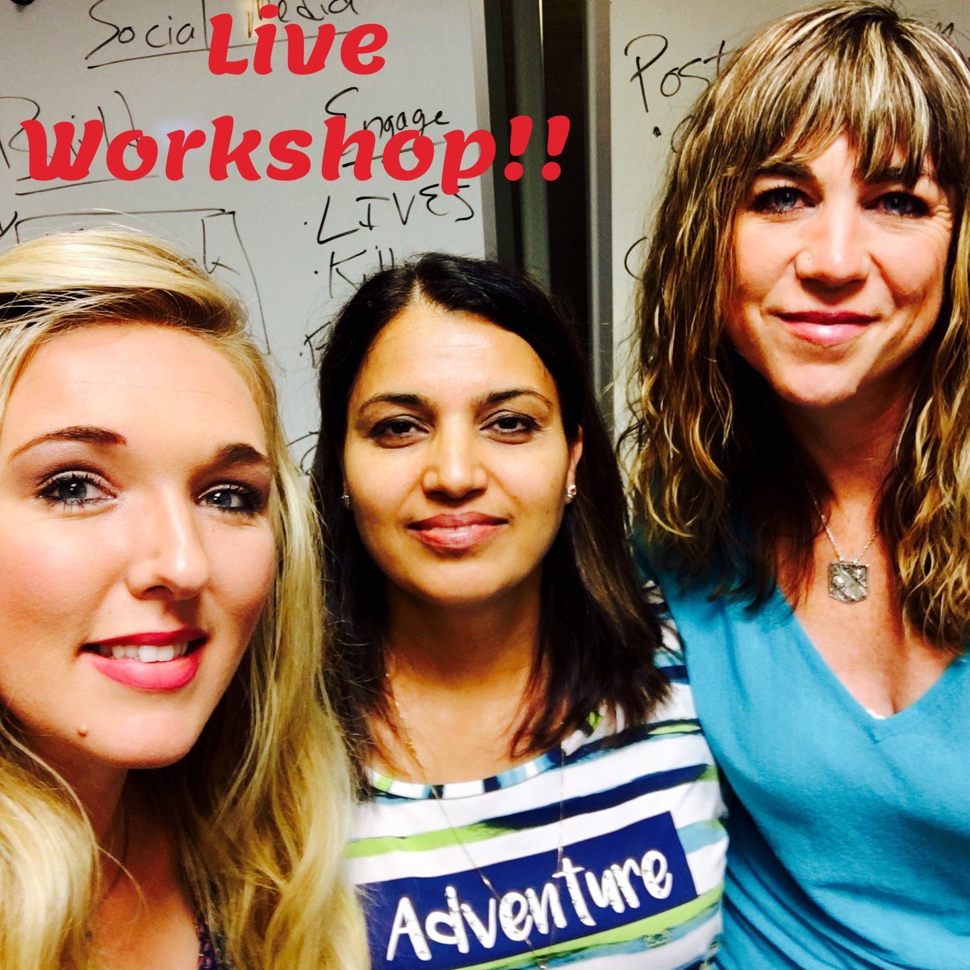 Today's Live Training Network marketing tips, Blogging