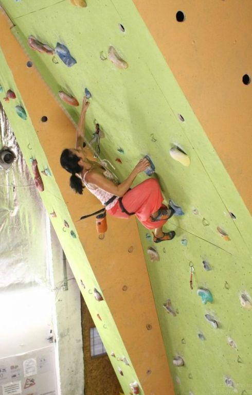 13 méter magasságban tanulhatsz mászni, teljes biztonságban
