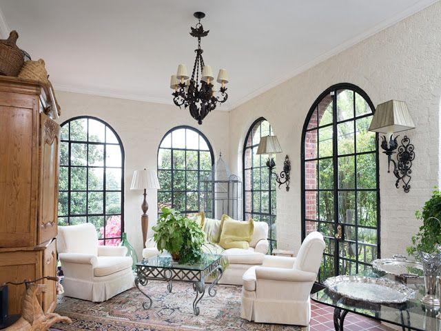 101 Mediterranean Style Living Room Ideas Photos Mediterranean Living Rooms Mediterranean Style Homes White Sofa Set