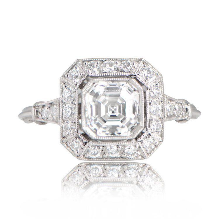 Antique Engagement Rings, Estate