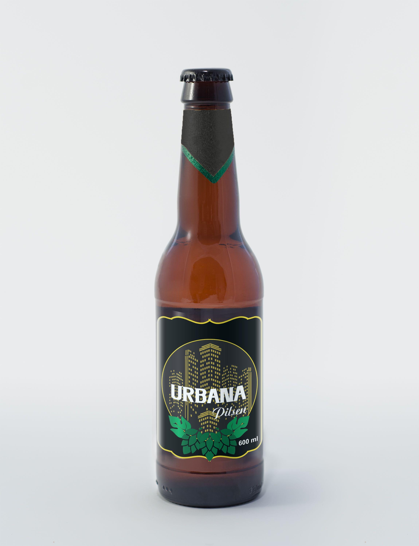 Urbana Pilsen cerveja ficticia