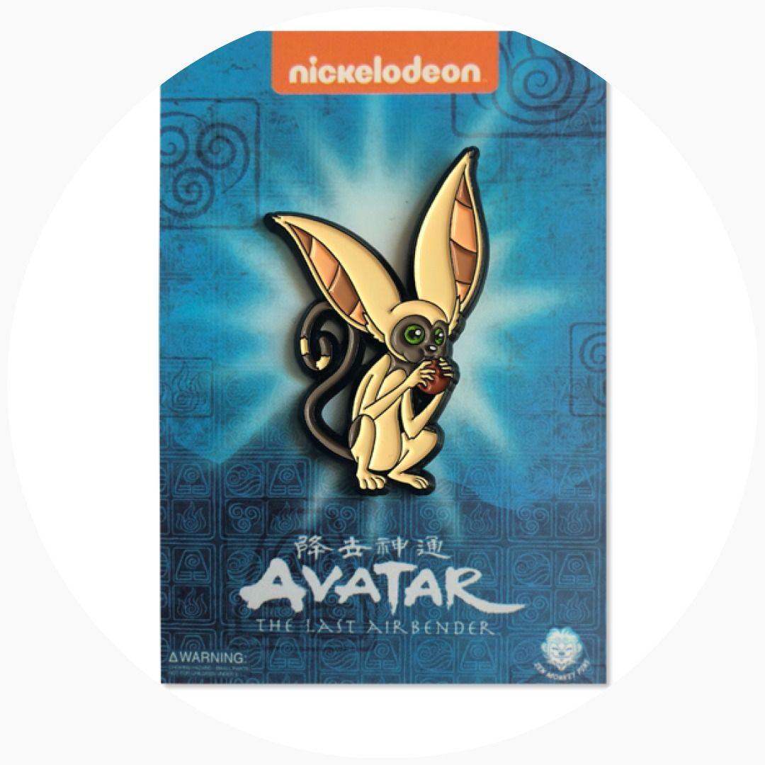 The Last Airbender Pin Avatar Zen Monkey Appa