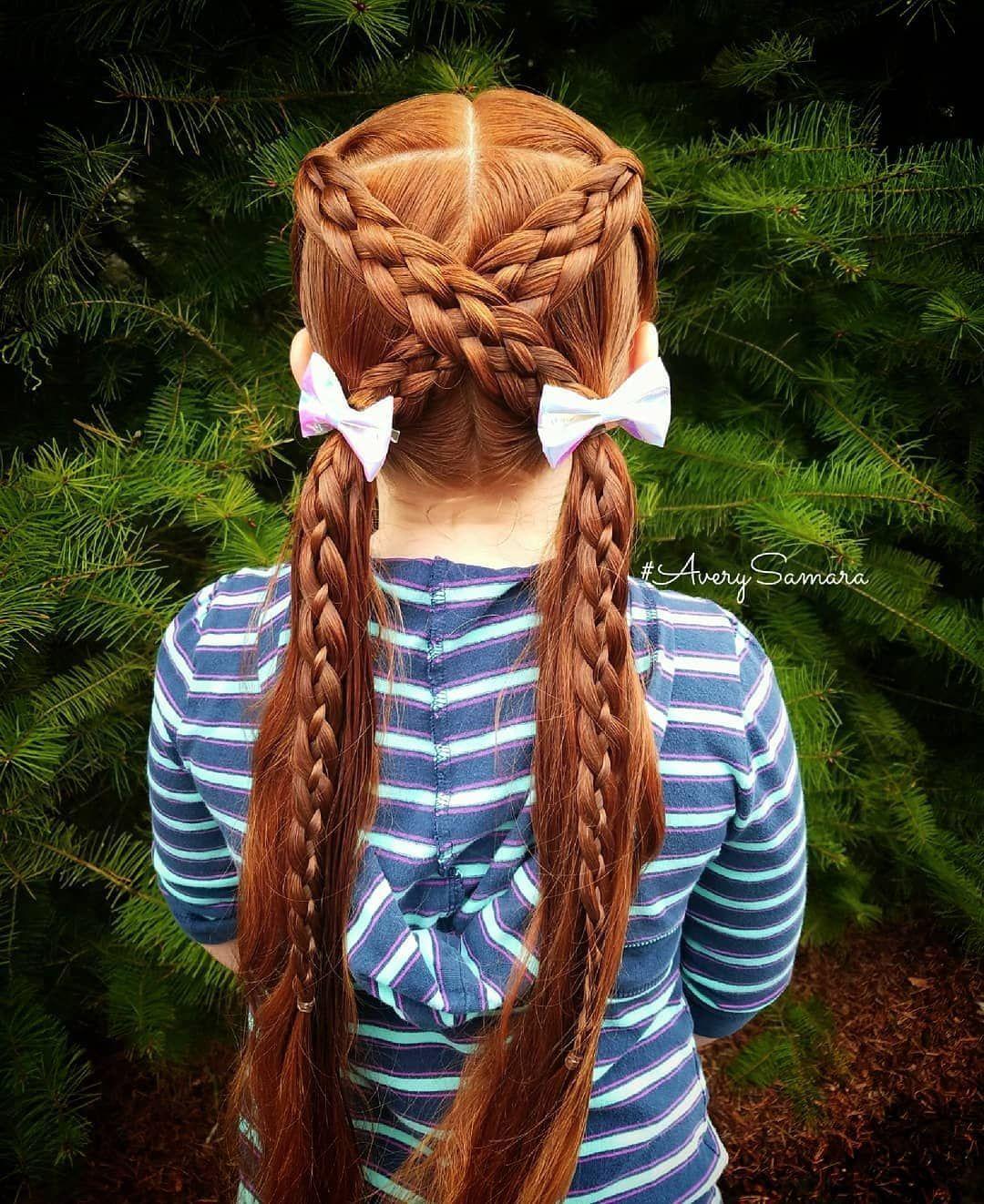 Five strand braids crossover braids easy kidus braids easy kid
