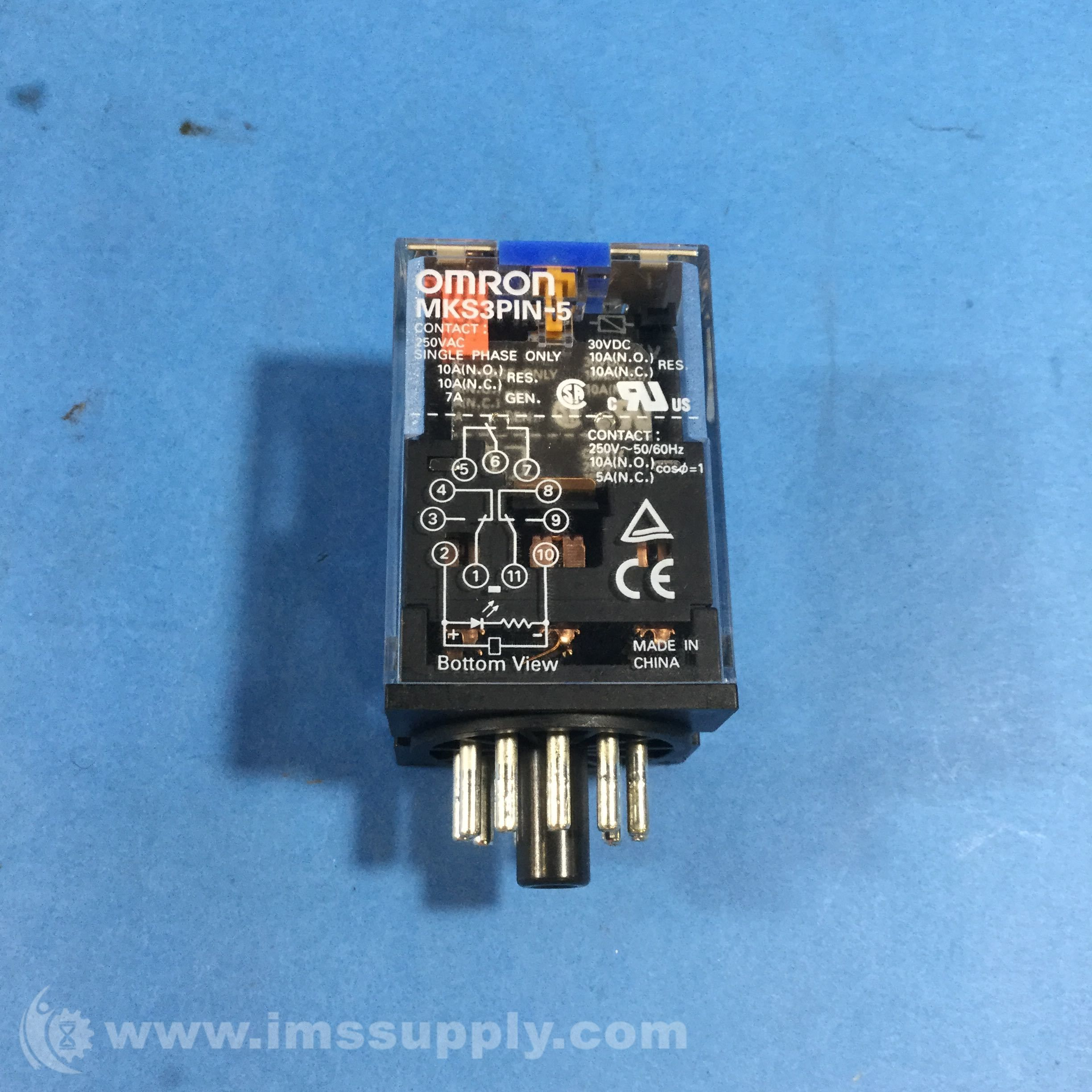 OMRON MKS3PIN5 RELAY (With images) Relay, Electrical