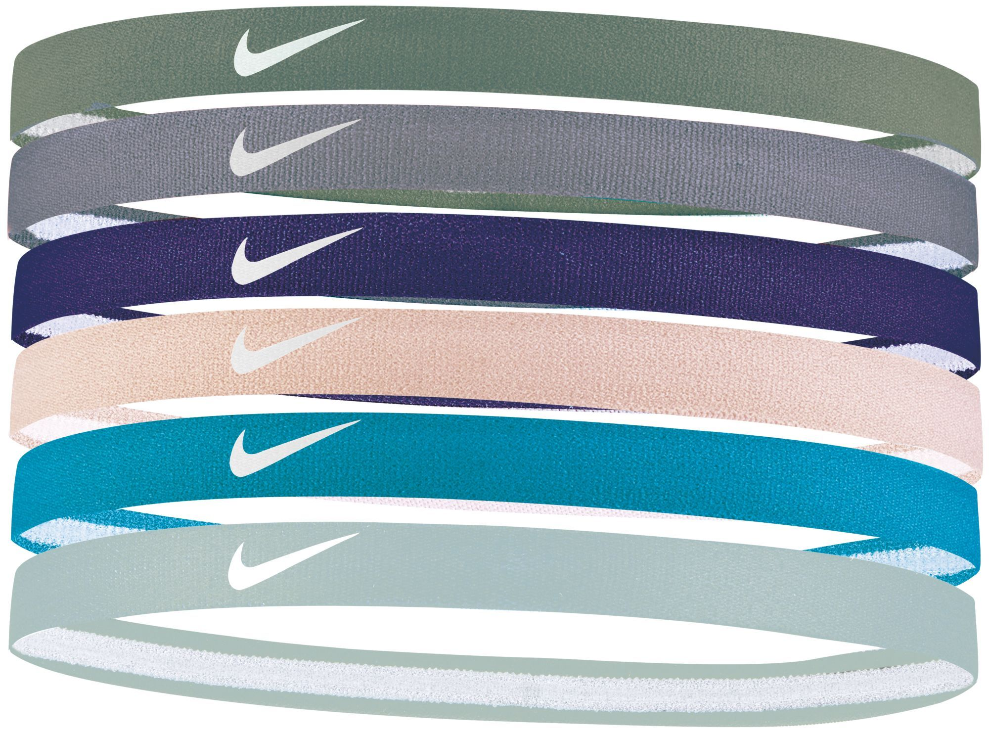 8Pk Women's Under Armour Skinny Headbands