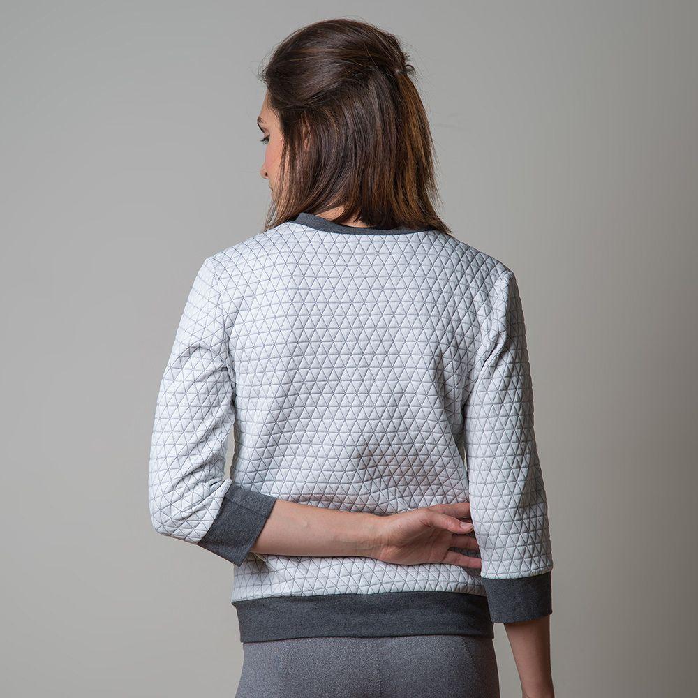 Fraser Sweatshirt PDF Pattern