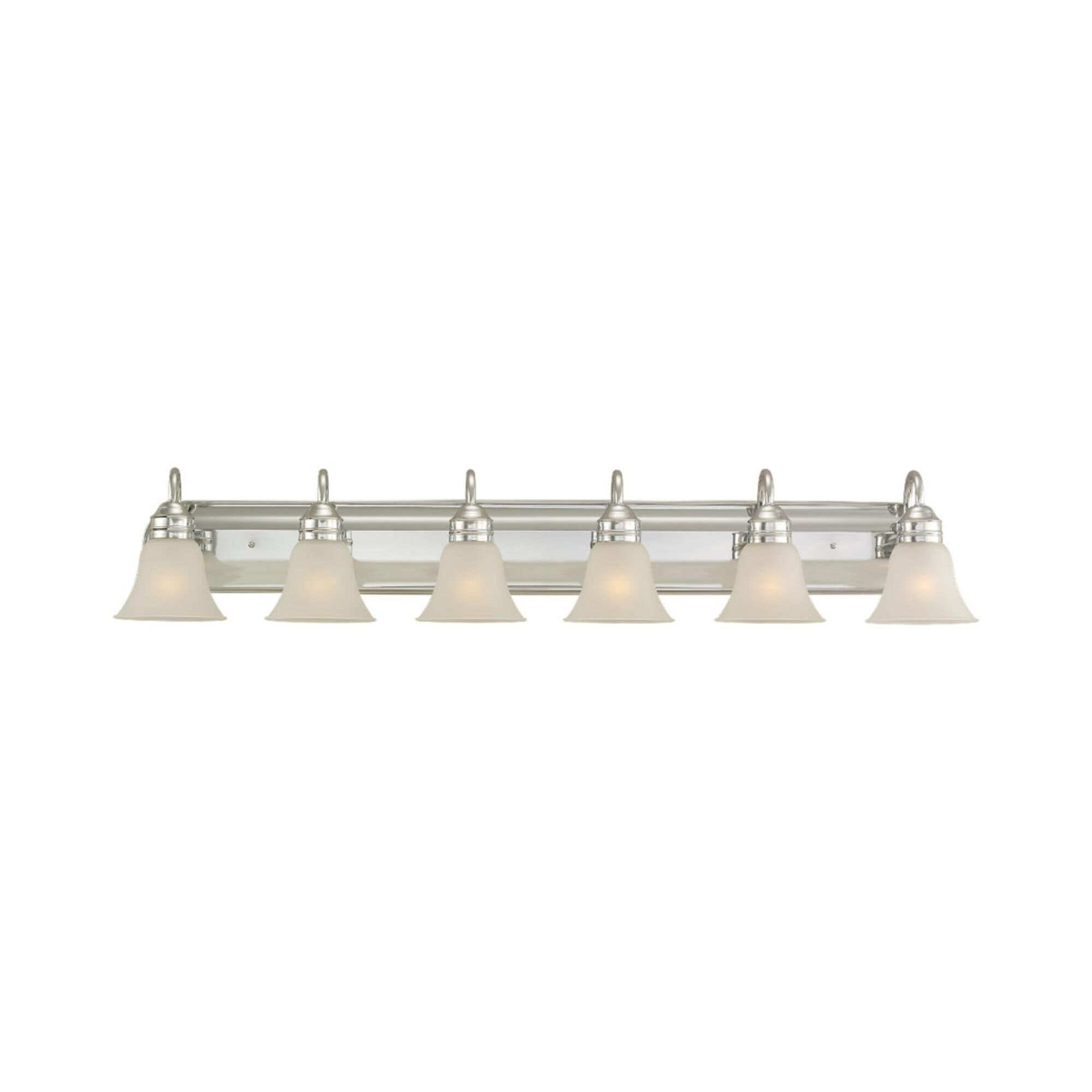 Gladstone 50 Inch 6 Light Bath Vanity Light Capitol Lighting In 2020 Vanity Lighting Bath Vanity Lighting Bath Vanities