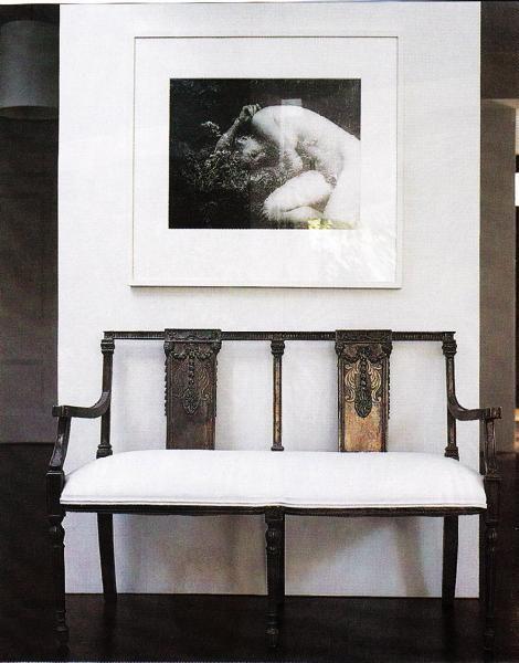 Zen Foyer Ideas : Entrances foyers asian bench settee chinese
