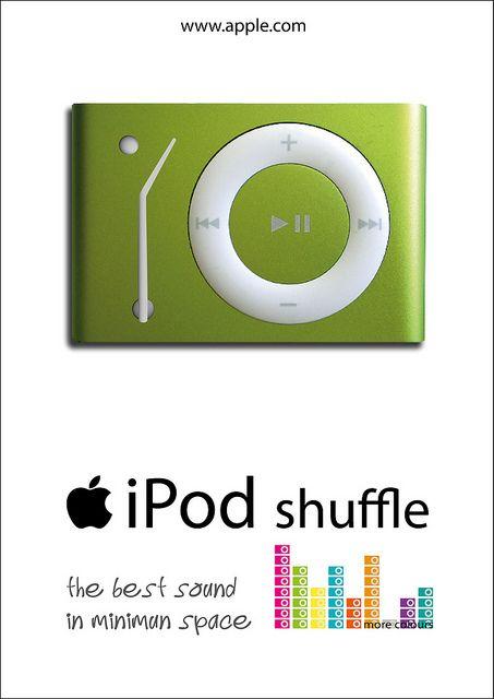 Ipod Shuffle Ipod Good Things Electronic Products
