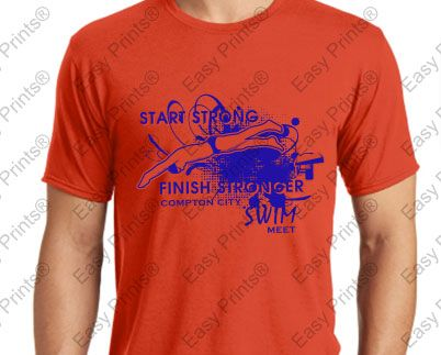 How to Sell Shirts at On-Site Events like Swim Meets and Tournaments http://blog.transferexpress.com/on-site-event-printing/