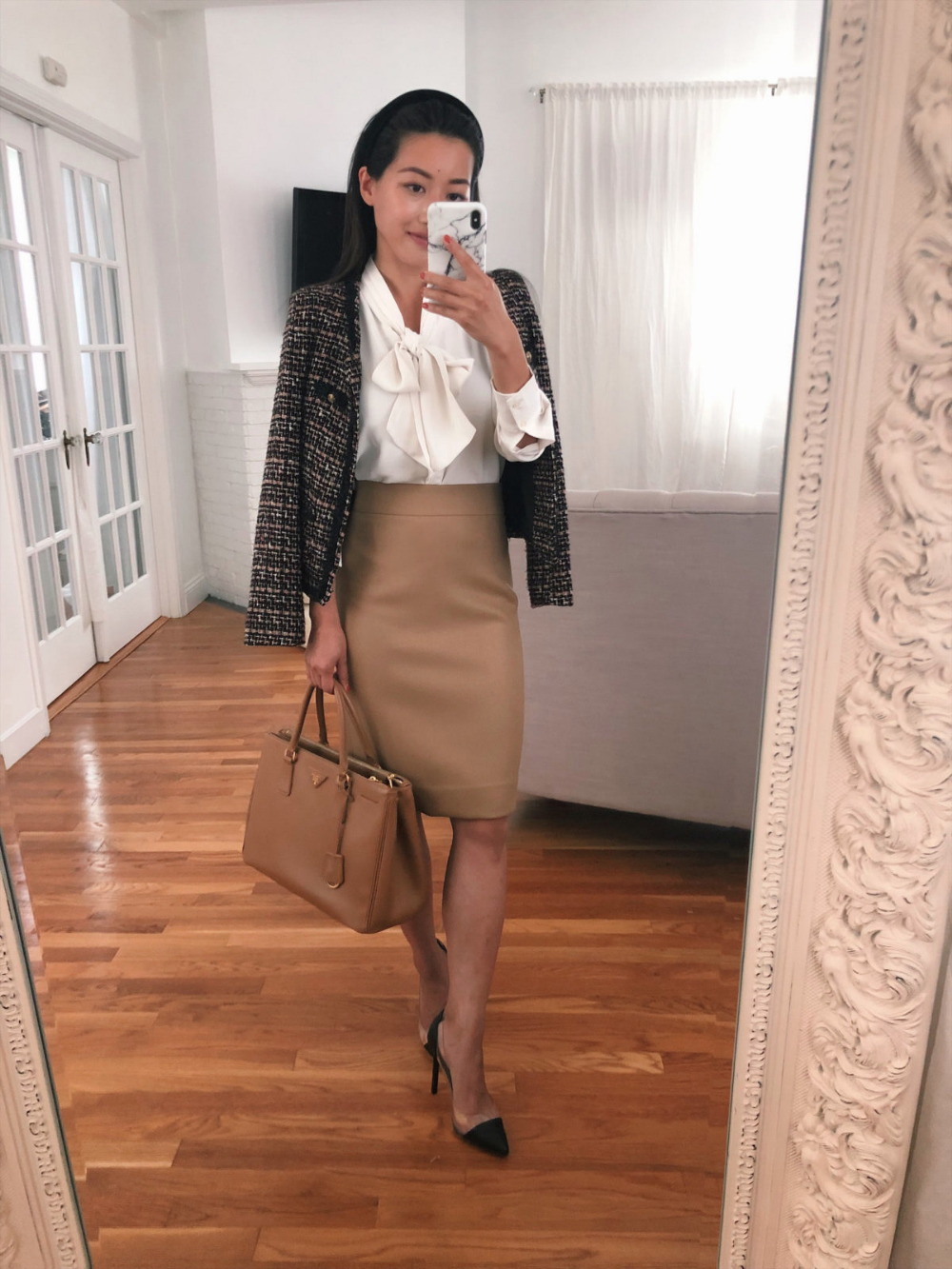 5 Business Casual Work Outfit Ideas (Petite Friendly) #businessprofessionaloutfits