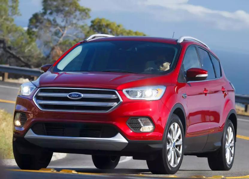 2018 Ford Escape Colors >> 2018 Ford Escape Colors Release Date Redesign Price The