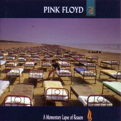 Pink Floyd - Capa - A momentary Lapse...