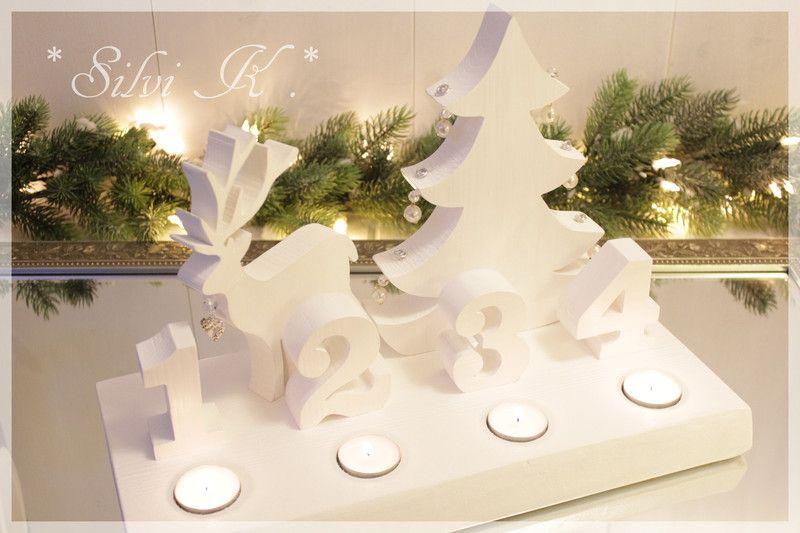 buchstaben schriftz ge adventlicht adventskranz. Black Bedroom Furniture Sets. Home Design Ideas