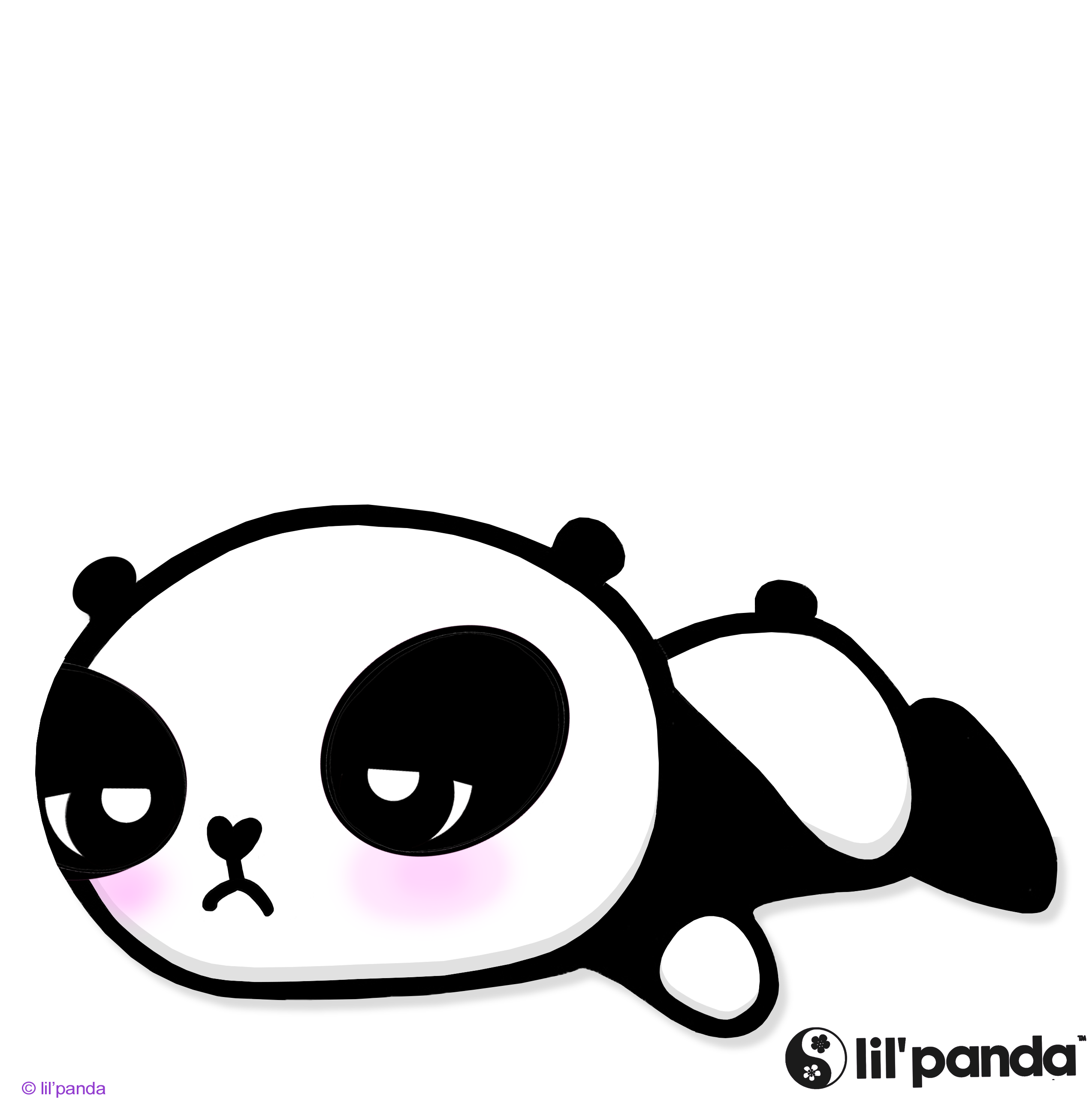 Sleepy Panda Panda Cute Snoopy Lil Panda Kawaii