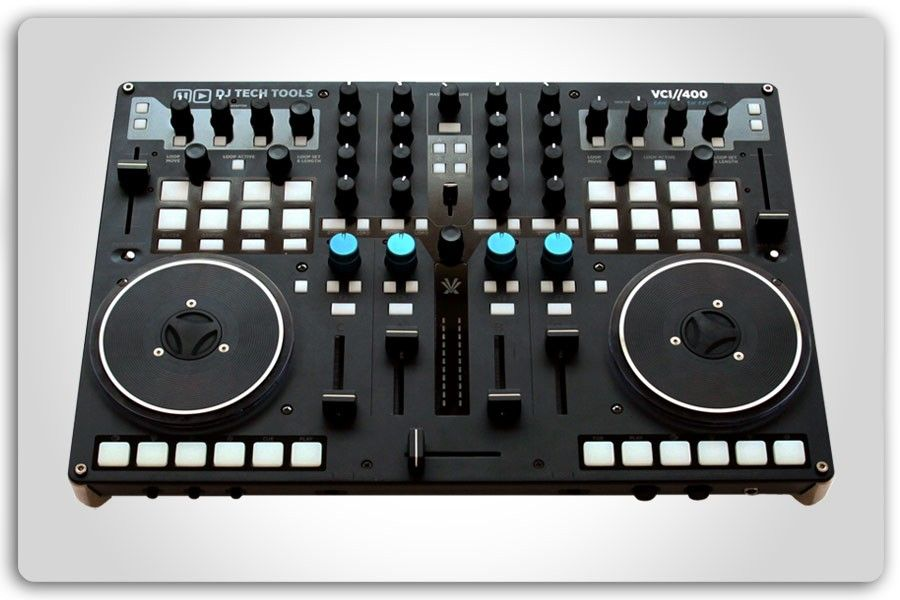 Ean Golden Special Edition Vestax VCI-400 from djtechtools.com.au, absoutely no need for it... but I want one!