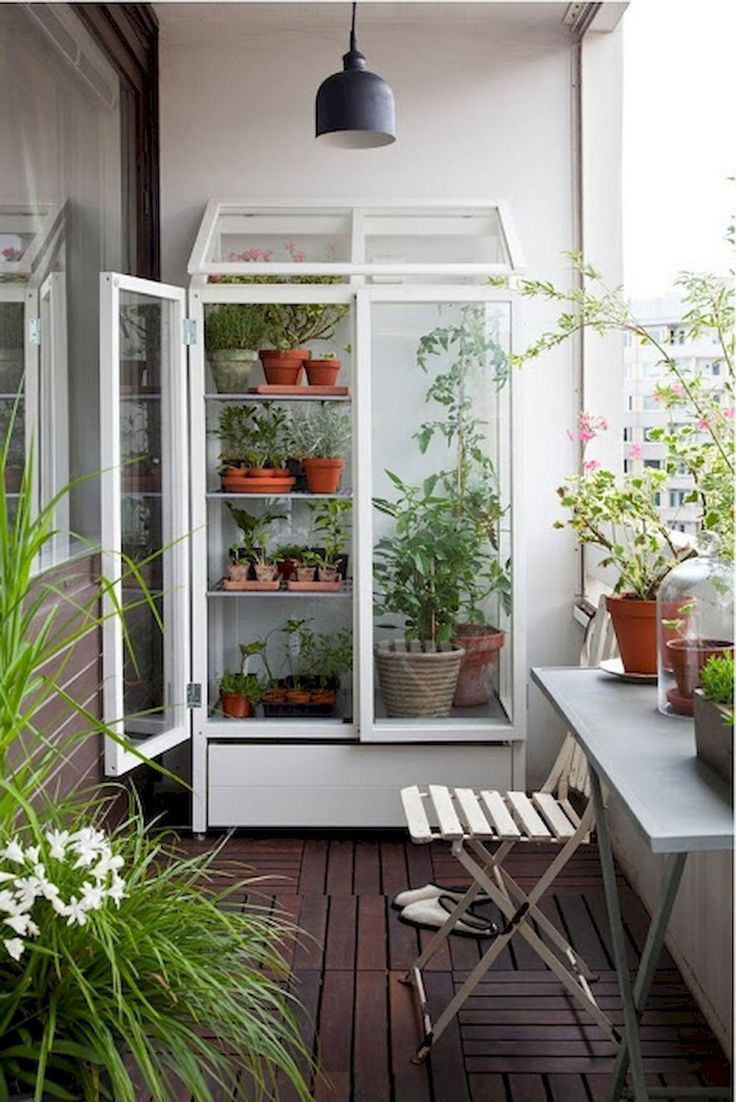 Photo of 75 Smart Apartment Garden Innendeko-Ideen #apartmentgardening – habbit,  #Apartment #apartmen…