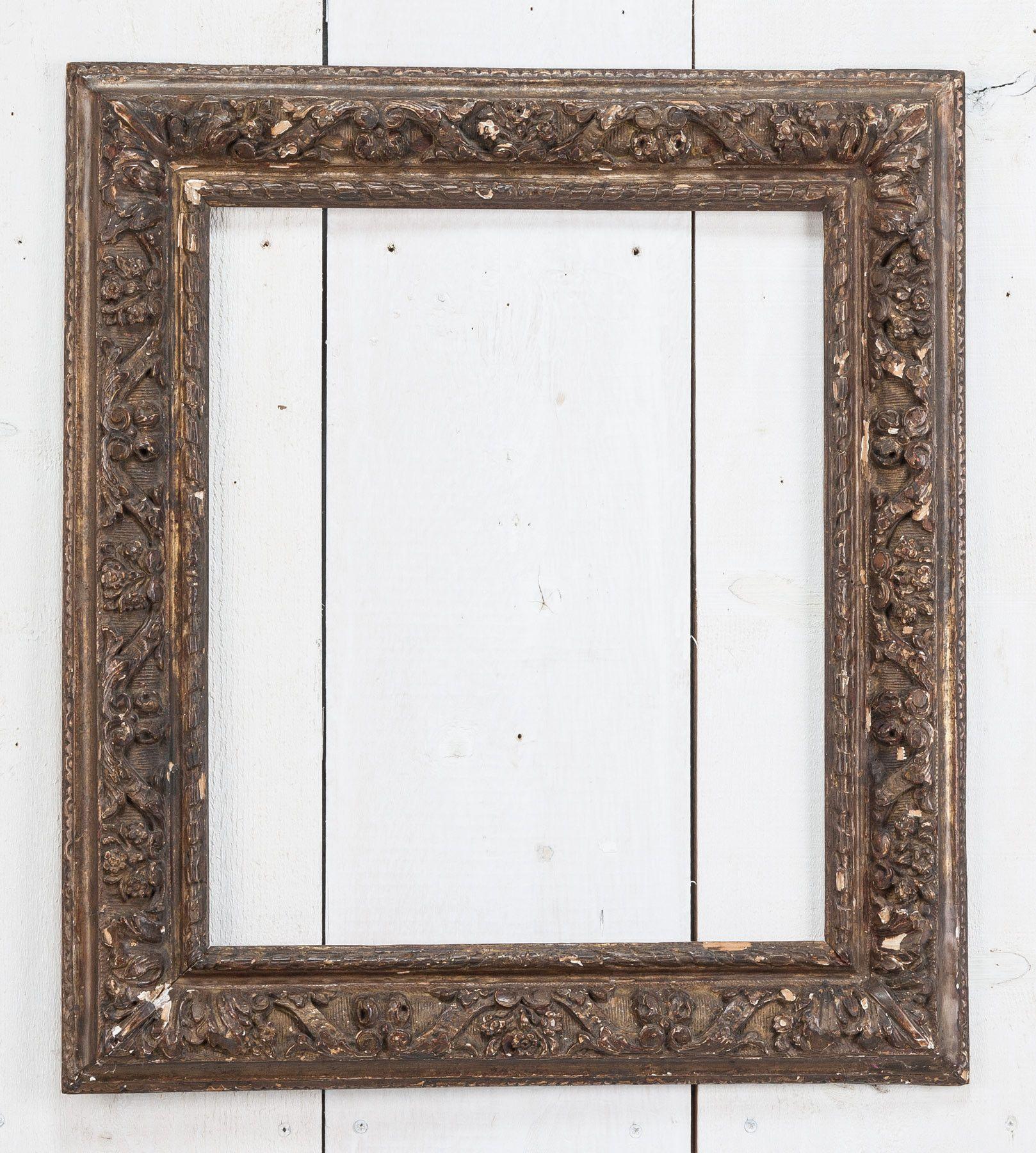 Eighteenth Century English Frame | Bilderrahmen Picture frame Cadres ...